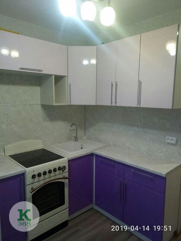 Фиолетовая кухня Адольфо артикул: 20106772