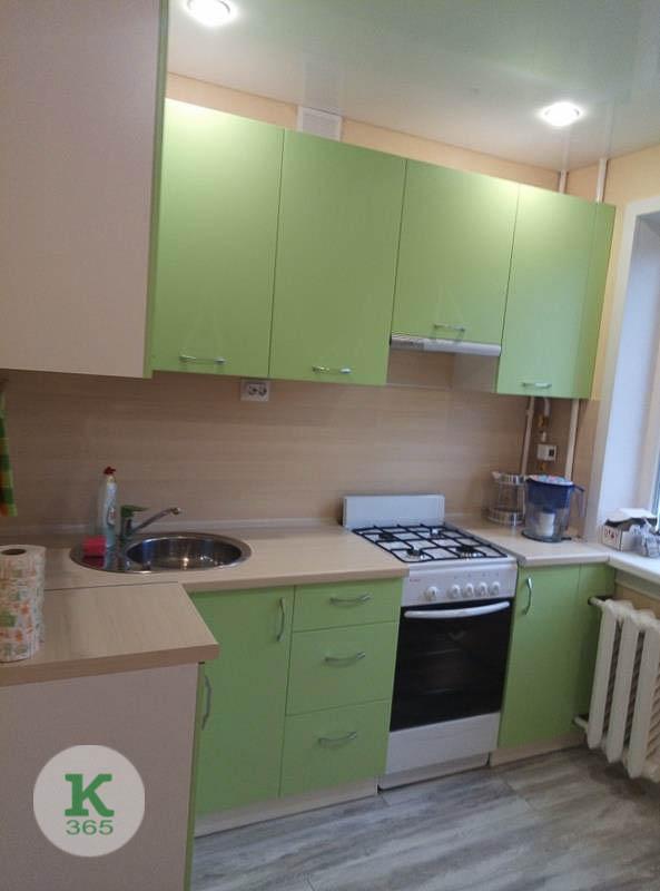 Салатовая кухня Саверио артикул: 20109495