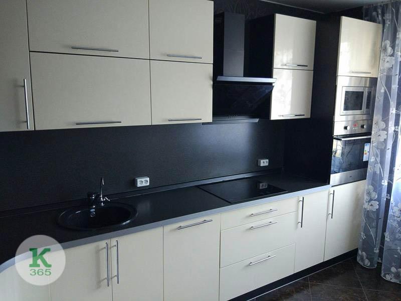Черно-белая кухня Лорентин артикул: 20151653