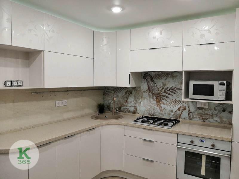Кухня угловая левая Энрико артикул: 20188496