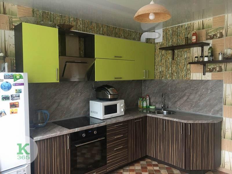 Оливковая кухня Амадиу артикул: 20501724