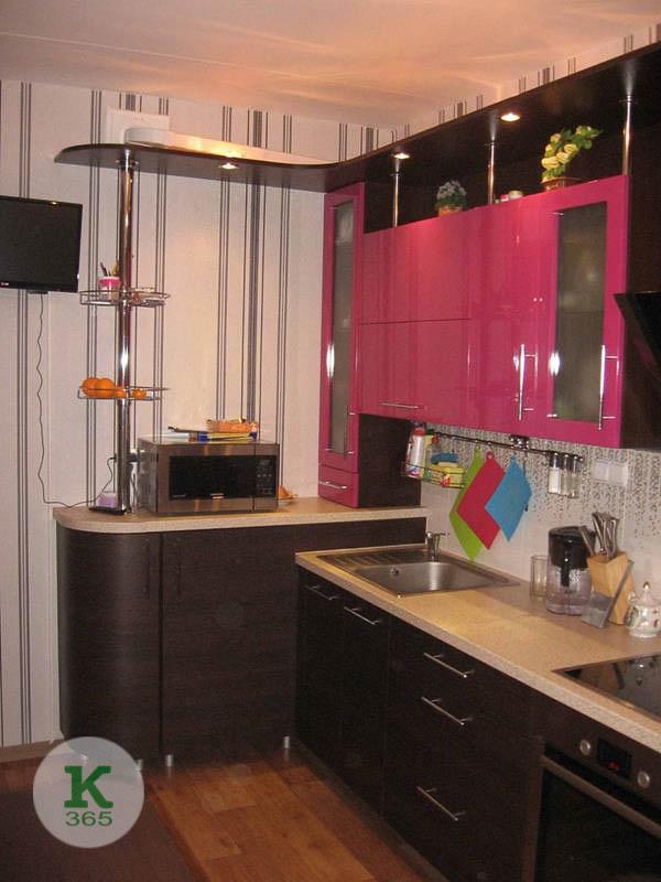 Розовая кухня Балдовино артикул: 20516072