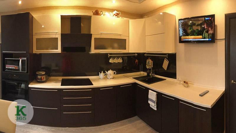 Черно-белая кухня Селестино артикул: 20603643