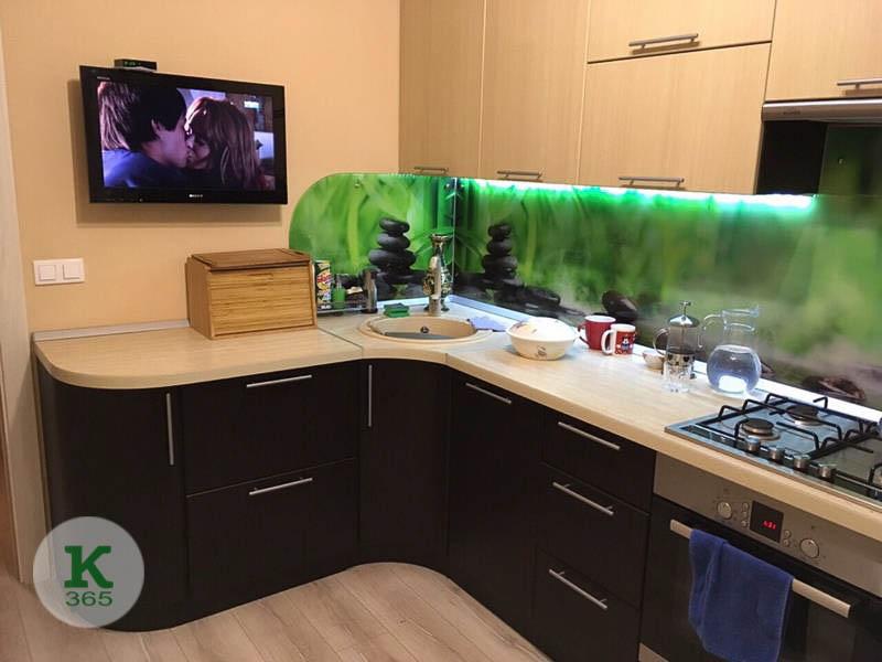 Черная кухня Амедео артикул: 20646594