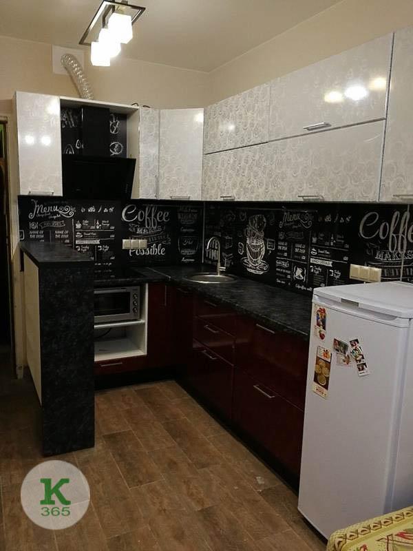 Бордовая кухня Гаспаро артикул: 20682502