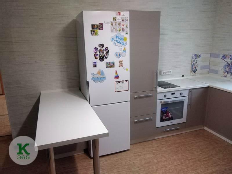 Кухня без верхних шкафов Тео артикул: 20742046