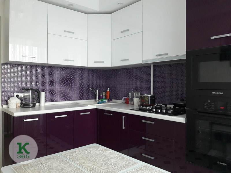 Фиолетовая кухня Теофило артикул: 20790810