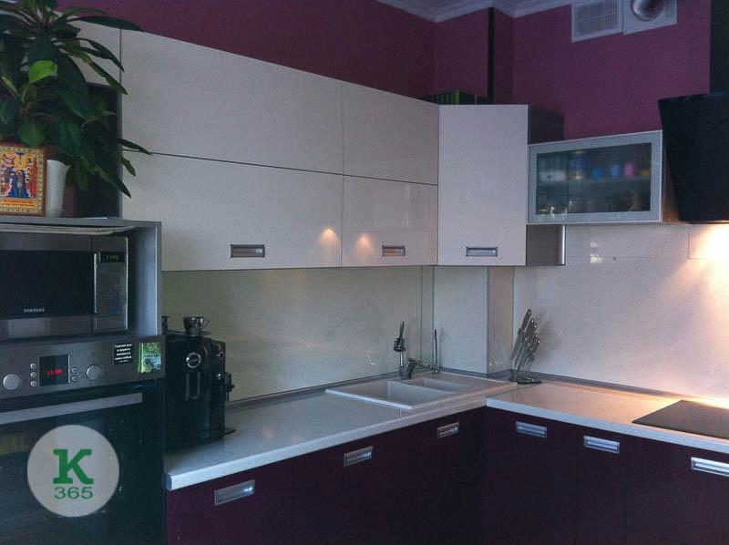 Фиолетовая кухня Коломб артикул: 20956091