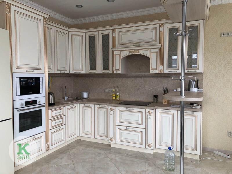 Кухня белый дуб Элисон артикул: 20974402
