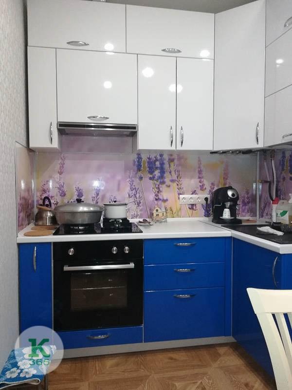 Синяя кухня Базиль артикул: 20985102