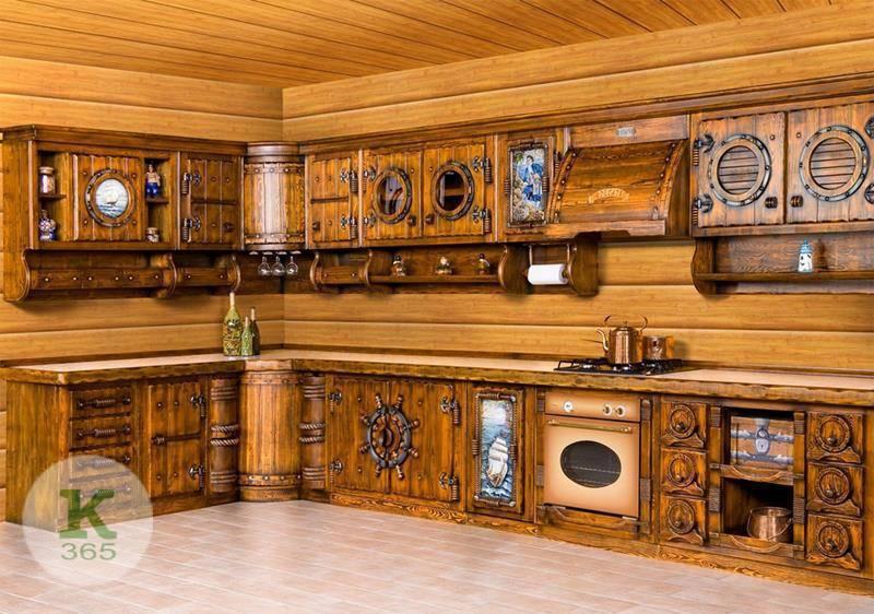 Кухня ольха Леонардо артикул: 112813