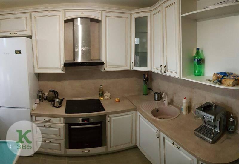 Кухня из массива Женский каприз артикул: 000115532