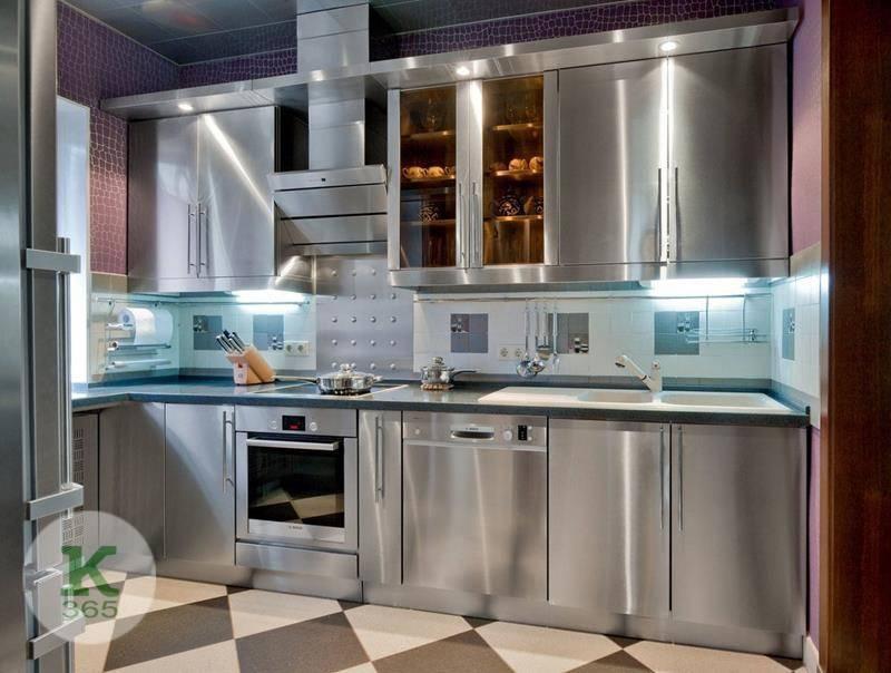 Кухня металлик Бостон артикул: 119561