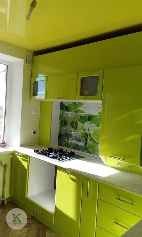 Зеленая кухня Анабель артикул: 00012589