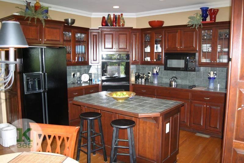 Вишневая кухня Калипсо артикул: 145261
