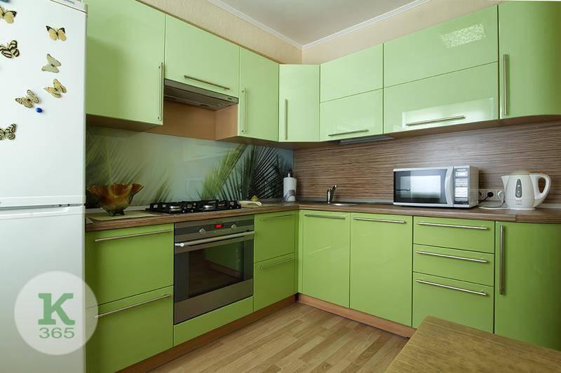 Зеленая кухня Изабель Капри артикул: 148513