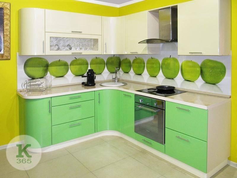 Зеленая кухня Ноа Лофт Плюс артикул: 151250