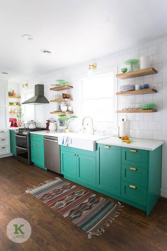 Зеленая кухня Театро артикул: 154568