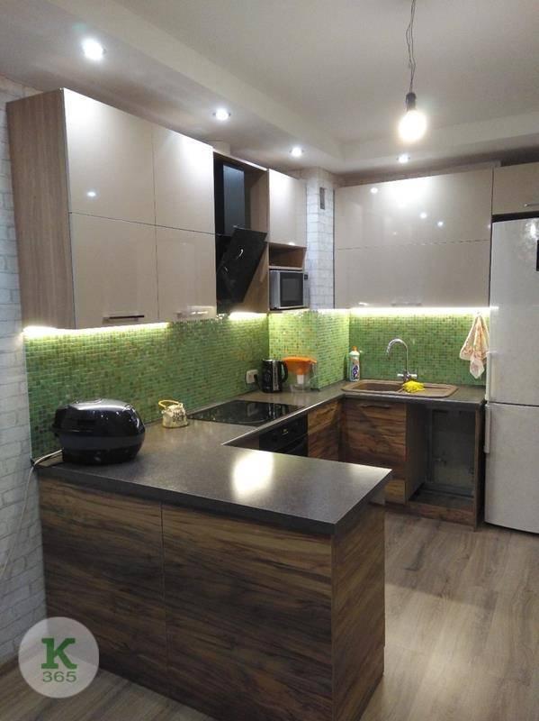 Кухня с антресолью Нибиру артикул: 000170156