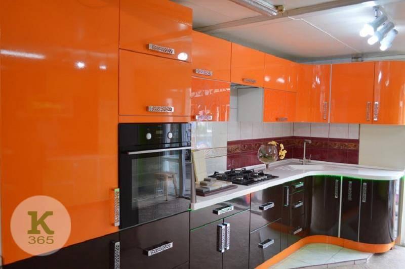 Оранжевая кухня Агат артикул: 195938