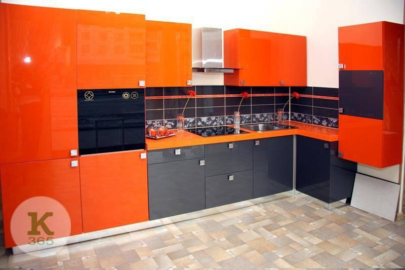 Оранжевая кухня Жасмин Лира артикул: 196565