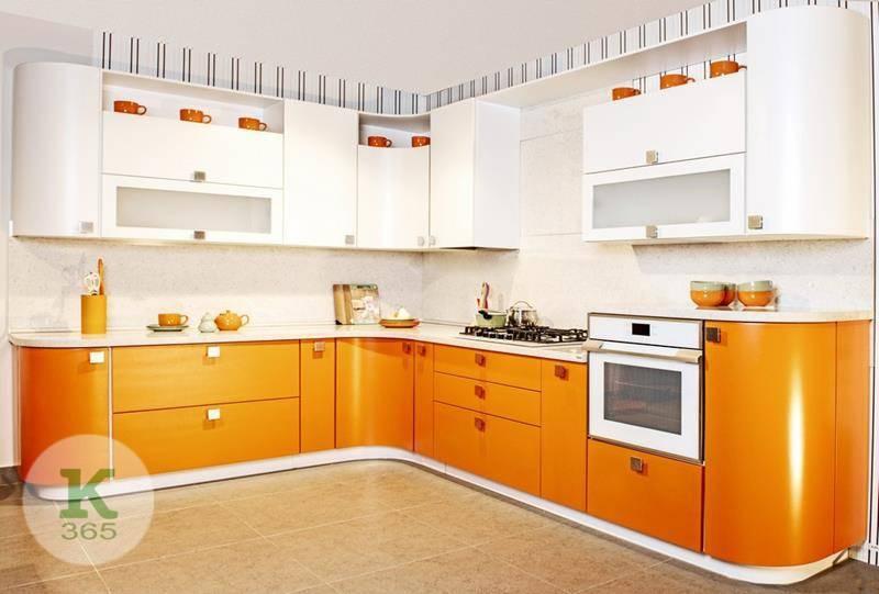 Оранжевая кухня Парма Лира артикул: 198450