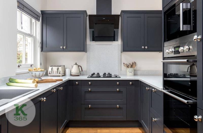 Черная кухня Дина артикул: 211250
