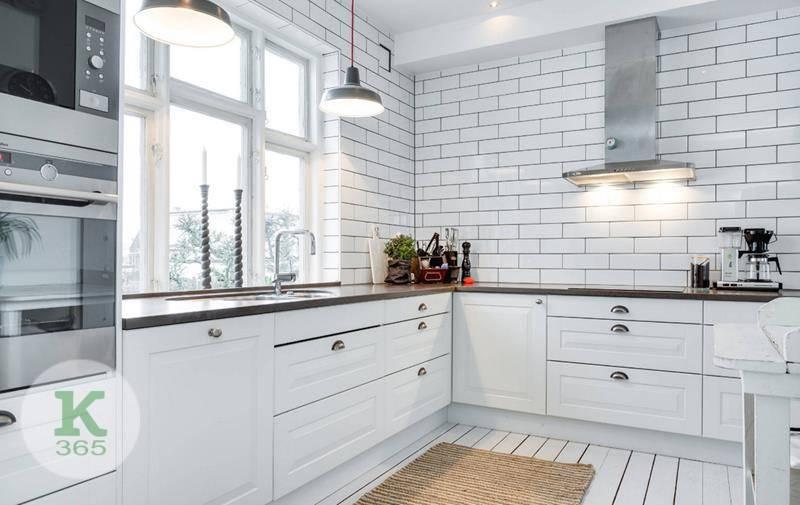 Кухня без верхних шкафов Флора артикул: 219122