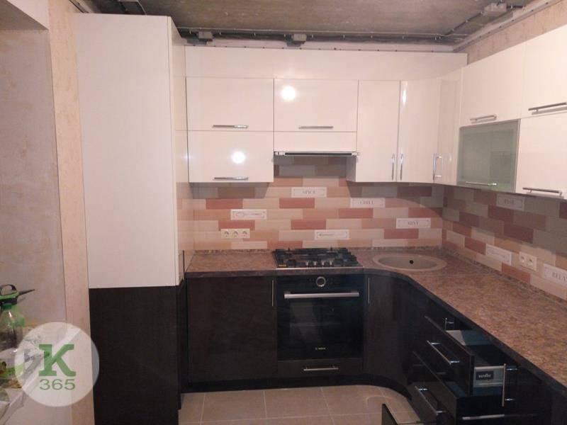 Коричневая кухня Олса артикул: 00022052