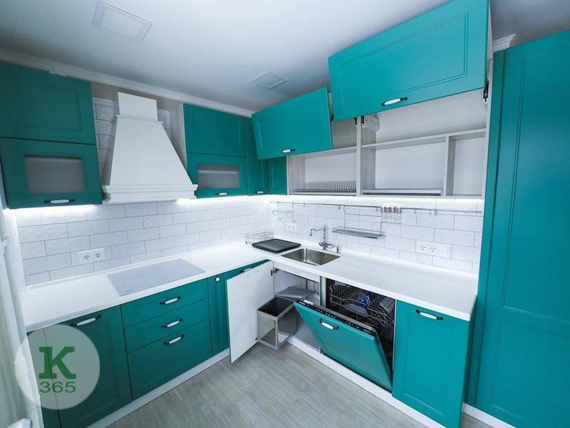 Бирюзовая кухня Лорд артикул: 294912