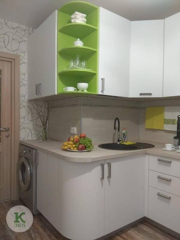 Белая кухня Лебеди артикул: 000300085