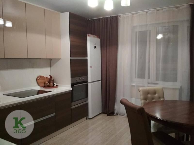 Кухня из шпона Едим дома артикул: 000341173