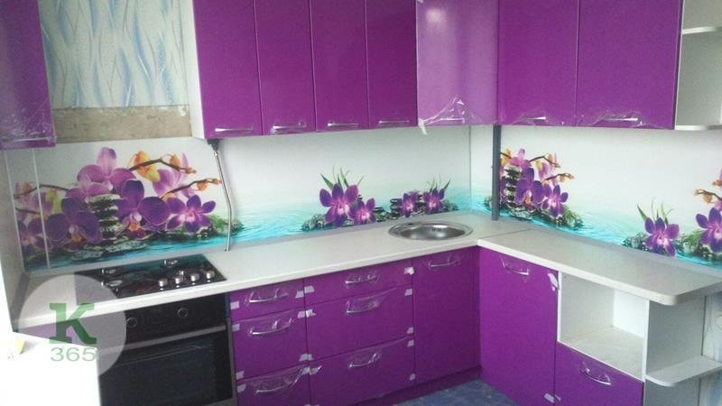 Лиловая кухня Док Квадро артикул: 372385