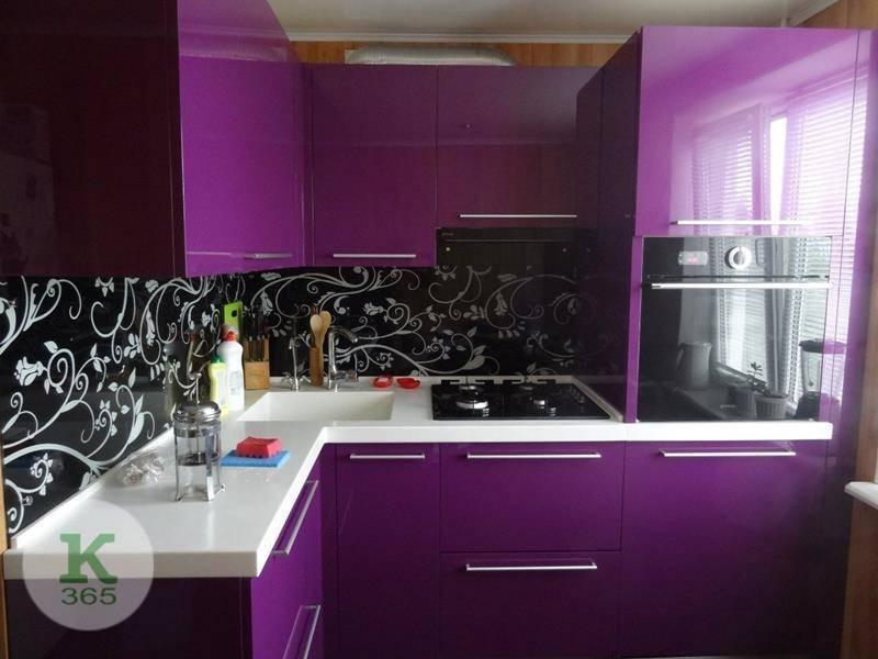 Лиловая кухня Формула Квадро артикул: 384565