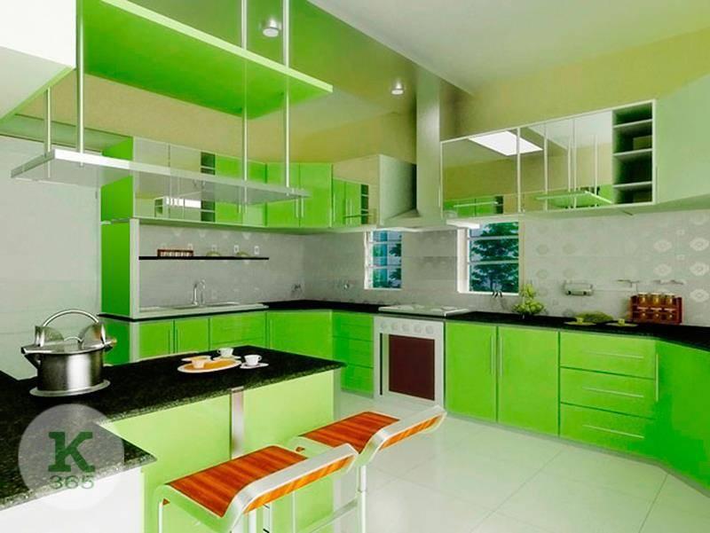 Лаймовая кухня Искья Квадро артикул: 415872