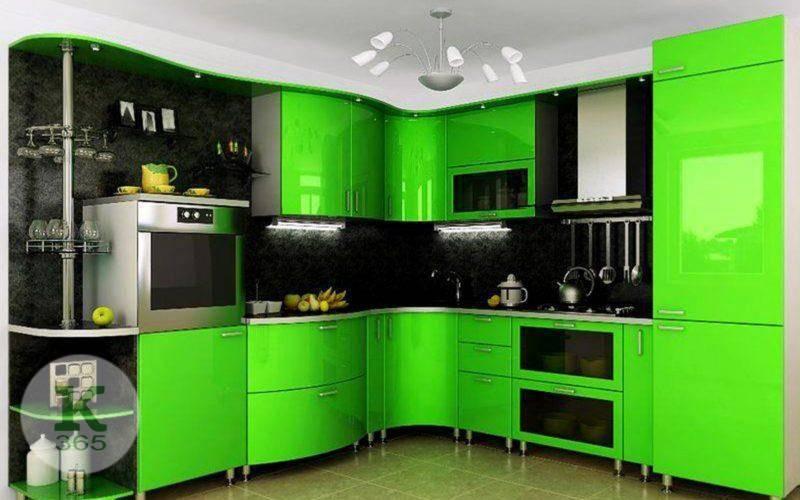 Лаймовая кухня Бархат Квадро артикул: 425042