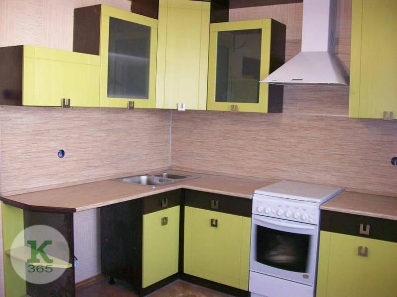 Оливковая кухня Металлик Квадро артикул: 430592