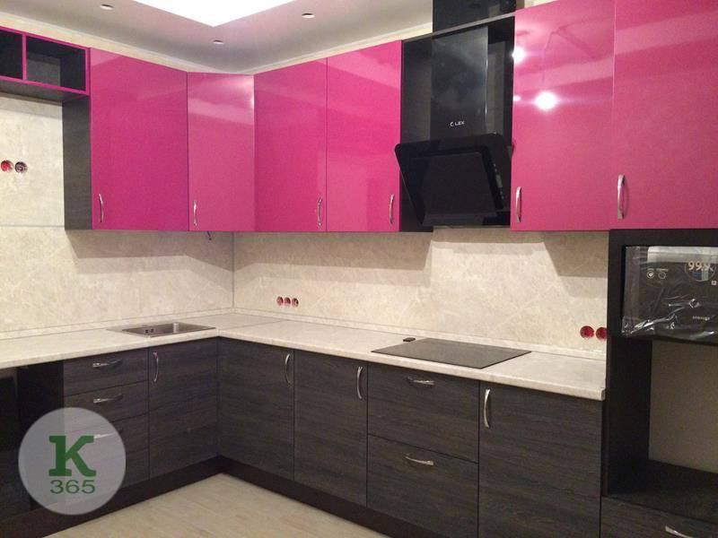 Розовая кухня Венеция Дольче артикул: 000435600