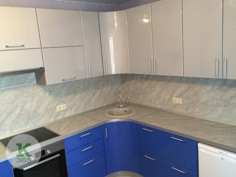 Синяя кухня Морская волна артикул: 00044