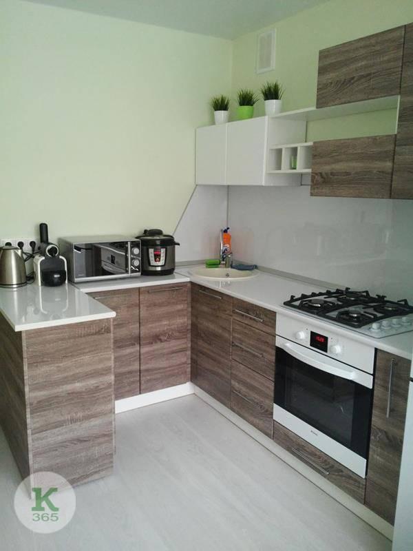 Коричневая кухня Примавера артикул: 00044605