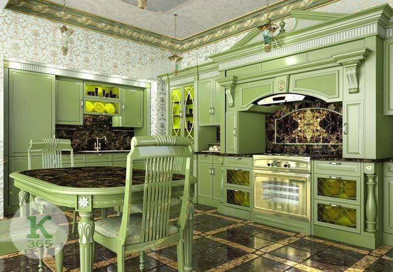 Оливковая кухня Алиса Квадро артикул: 448405