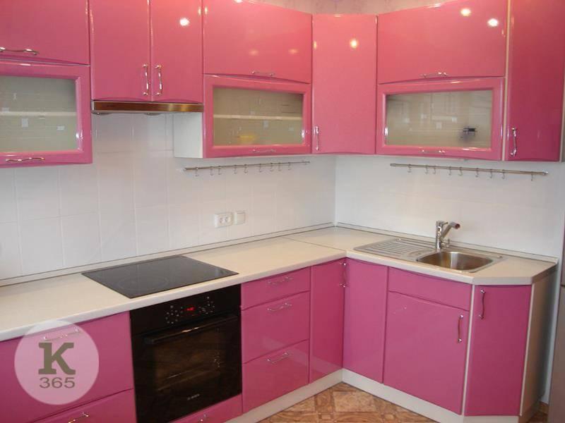 Розовая кухня Феличита Квадро артикул: 479221