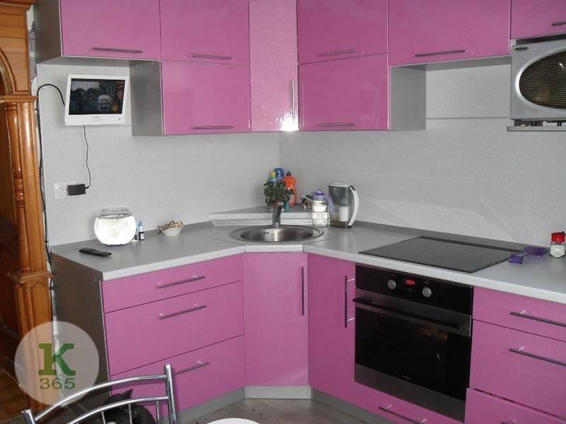Розовая кухня Фиалка Квадро артикул: 481181
