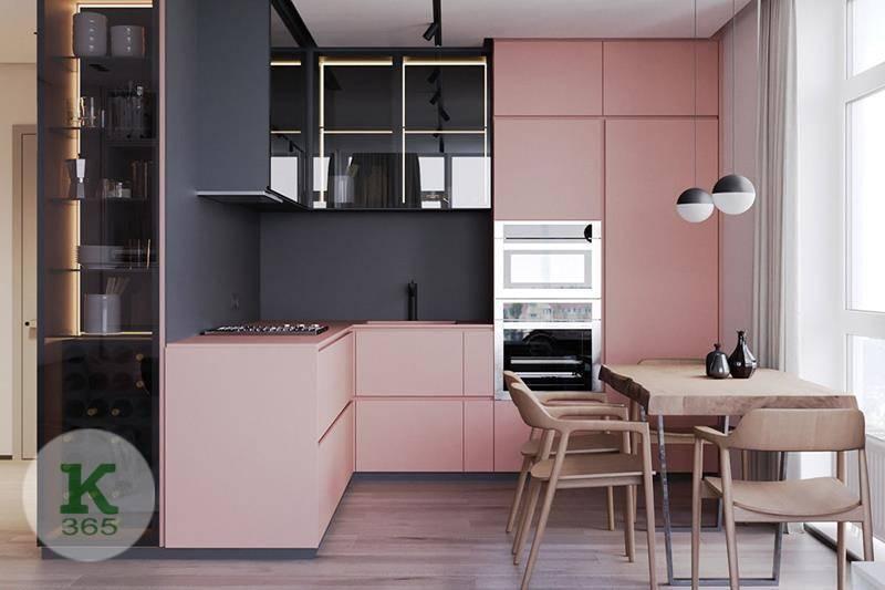 Розовая кухня Фреш Квадро артикул: 488072