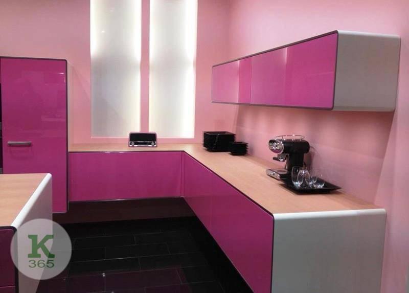 Розовая кухня Тереза Квадро артикул: 490050