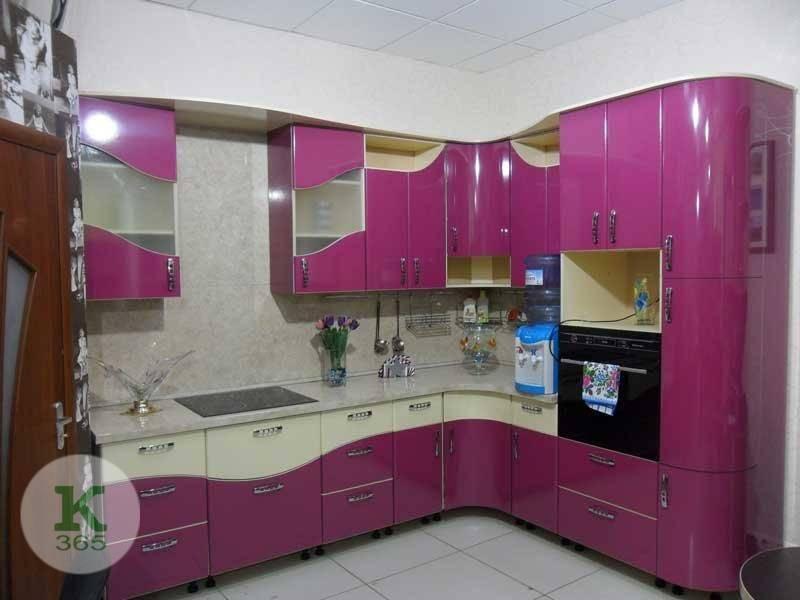 Розовая кухня Лебеди Квадро артикул: 492032