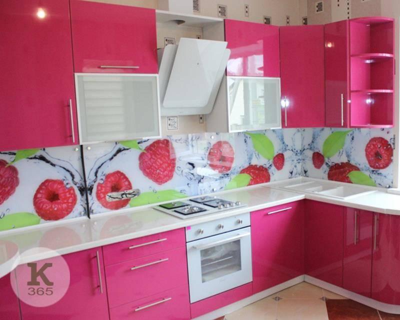 Розовая кухня Чили Квадро артикул: 494018