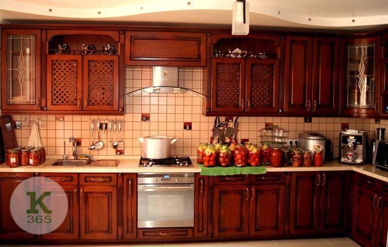 Кухня из дерева Ринна Гласс артикул: 70313