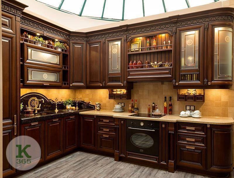 Кухня из дерева Голди артикул: 72962