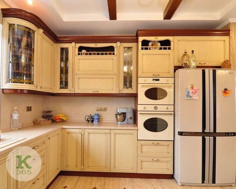 Кухня из дерева Глория Ван артикул: 74113